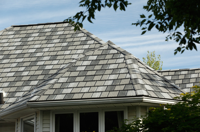 Metal Roof Outlet Can Offer Slate Style Metal Roofs In A Variety Of Colours