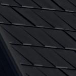 Black-Mica_Wakefield Bridge Steel Roof Tiles_Available at Metal Roof Outlet Ontario