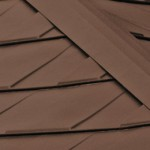 Caramel_Wakefield Bridge Steel Roof Tiles_Available at Metal Roof Outlet Ontario
