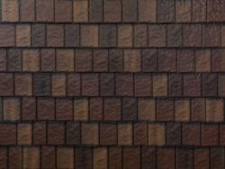 arrowline-slate look metal roof-royal-brown-blend Metal Roof Outlet