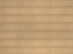 sample image of Arrowline Shake in Cedar colour available from Metal Roof Outlet