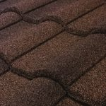 Barrel Vault Stone Coated Metal Tile Roof - Barclay