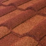 Barrel Vault Stone Coated Metal Tile Roof - Santa Fe