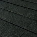 Granite Ridge Stone-Coated Metal Shingles - Charcoal