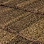 Pine Crest Shake Stone Coated Metal Roof - Colour English Suede