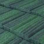 Pine Crest Shake Stone Coated Metal Roof - Colour Sage Green