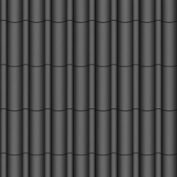 VicWest True Nature Coastal Wave product image in the colour Black (Variation)